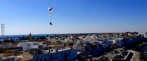 Découvrez la ville de MAHDIA dans une vidéo époustouflante tournée dans les airs