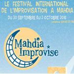 Festival International de l'Improvisation à Mahdia du 30 Septembre au 2 Octobre