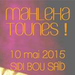 MAHLEHA TOUNES : Artisanat, Terroir, Patrimoine et Créativité au rendez-vous le 10 mai à Sidi Bou Said
