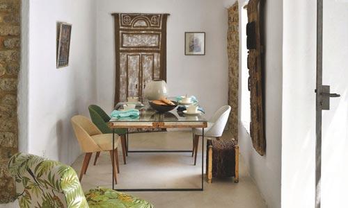 en photos le magazine c t maison met l honneur une maison de r ve la m dina. Black Bedroom Furniture Sets. Home Design Ideas