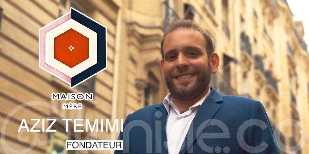 En vidéo : Aziz Temimi, le Tunisien qui bouscule les codes de l'hôtellerie en France