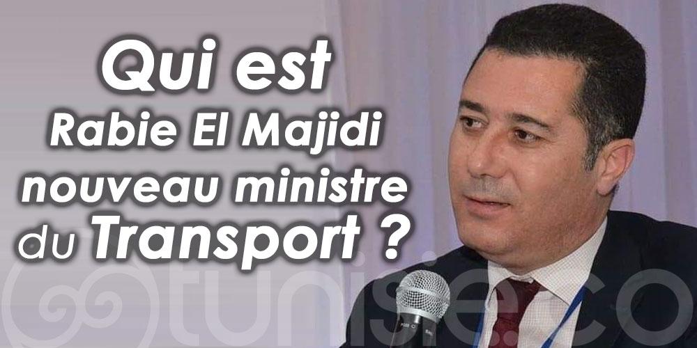 Qui est Rabie El Majidi, nouveau ministre du Transport ?
