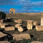 Site archéologique de Makthar