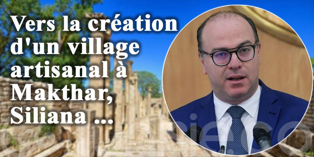 Vers la création d'un village artisanal à Makthar