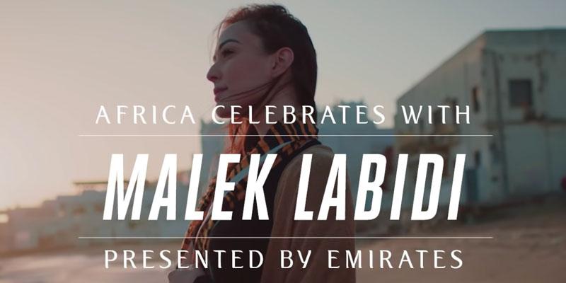En vidéo : Le chef Malek LABIDI à la Une avec EMIRATES