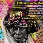 'Réflexion sur le Mali', soirée artistique malienne à la Maison des arts samedi 2 mars