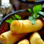 Les spécialités Tunisiennes salées à base de Malsouka