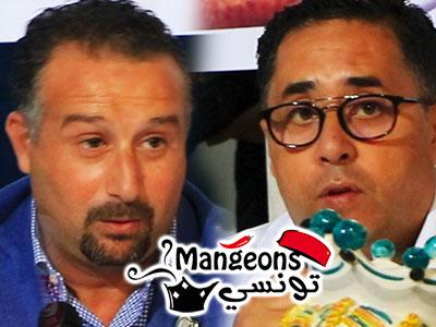 En vidéos : Taieb Bouhadra et Khalil Cherif présentent Mangeons Tounsi à Sidibousaid