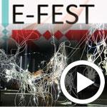 En vidéo : 'MAPP'ing' à l'E-Fest, une exposition dédiée à l'art vidéo au Palais Abdellia
