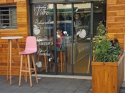 En photos : le nouveau restaurant le Paradis des Saveurs à La Marsa