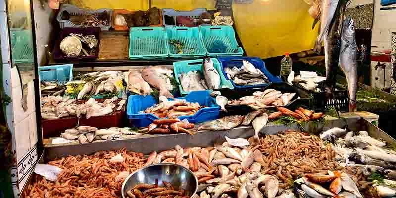 En photos : Un marché totalement enchanteur à Hammamet