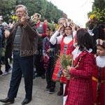La Marche des Fleurs pour les droits culturels des enfants de la campagne le 28 mars à l'Avenue H. Bourguiba