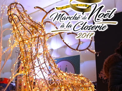 En photos : La 2ème Edition du Marché de NoÃ«l à la Closerie