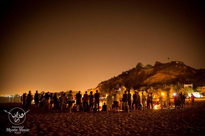 Un Chemin de lumière tracé par la Marche pour la paix de Rouhanyet à Sidi Bou Saïd