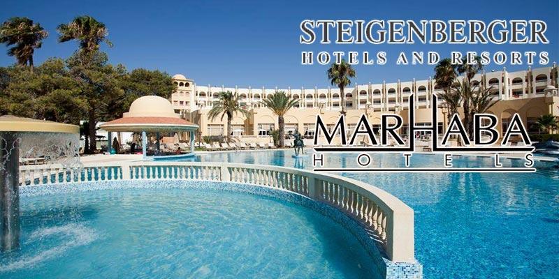 L'hôtel Palace Hammamet Marhba devient un Steingenberger