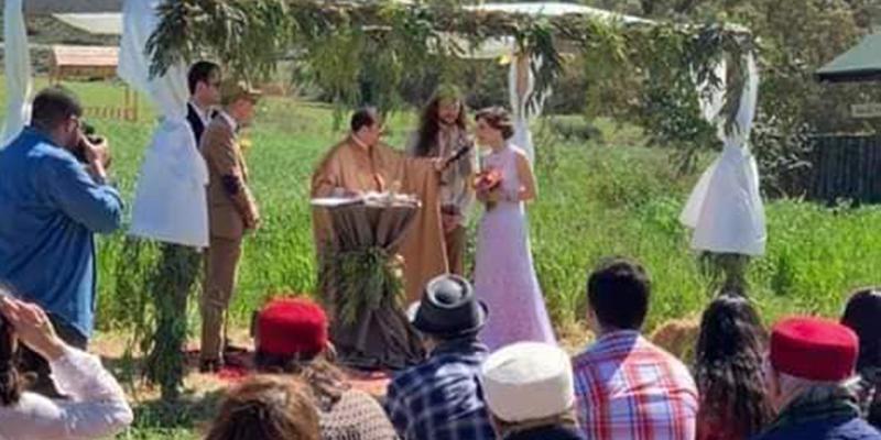 En photos: Idée très originale pour que votre mariage ne vous coûte que 100 dinars !