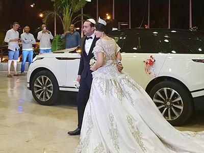 En vidéo : Un magnifique mariage Juif célébré au Laico Tunis