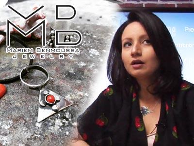 En vidéo : Mariem Ben Moussa Jewelry, ces bijoux qui racontent une histoire