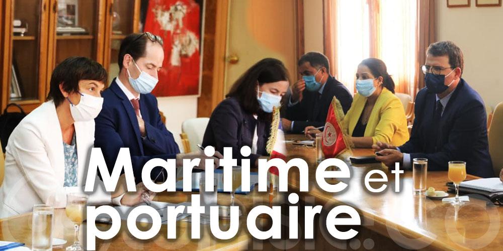 Vers le développement du secteur maritime et portuaire en Tunisie