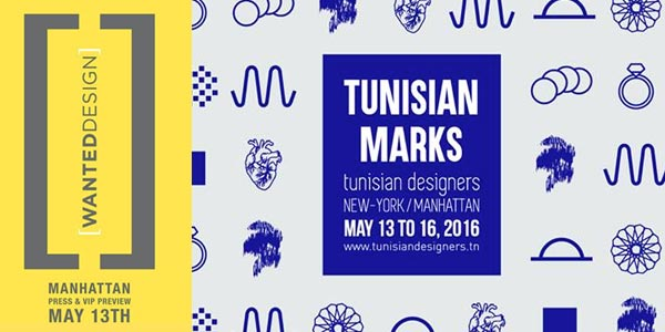 11 créateurs tunisiens au Wanted Design Newyork avec The Tunisian Marks