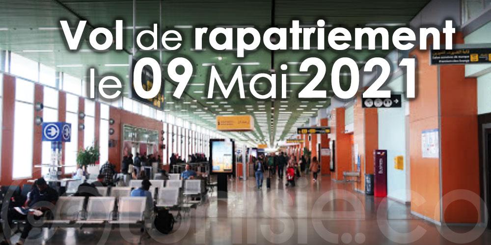 Un vol de rapatriement au départ de Casablanca est prévu le 09 mai