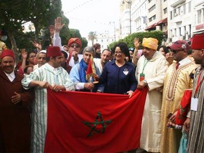 L'ambassade du Maroc célèbre la journée nationale de l'habit traditionnel tunisien