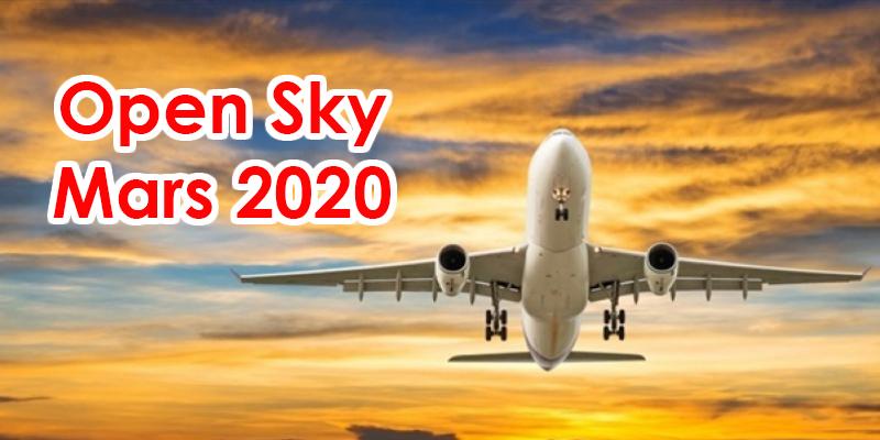 Open Sky : L'accord pourrait être signé en mars
