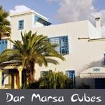 Dar Marsa Cubes une nouvelle maison d'hôtes signée Cacoub