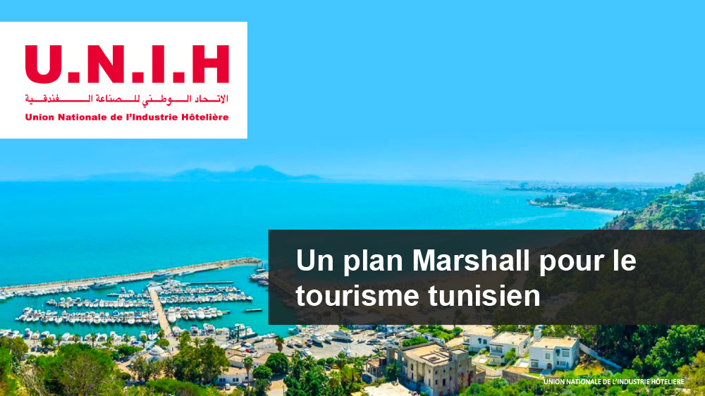Un Plan Marshall pour le tourisme tunisien