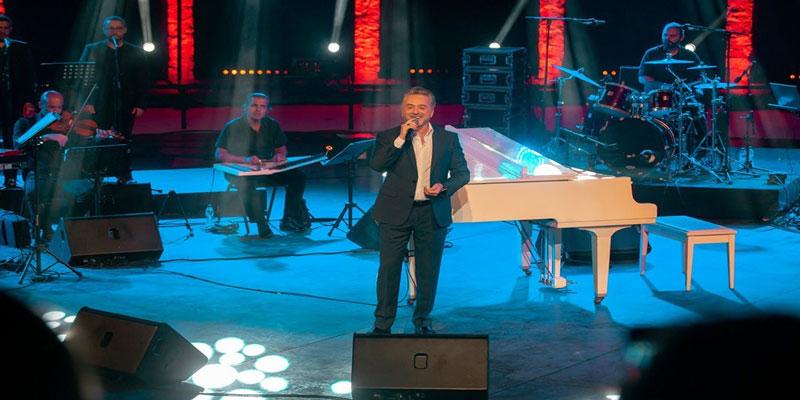 بالفيديو: مروان الخوري امير الرومانسية يشعل مسرح مهرجان حمامات الدولي