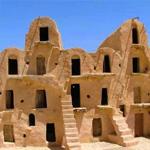 Connaissez-vous les habitations troglodytes de Matmata ?
