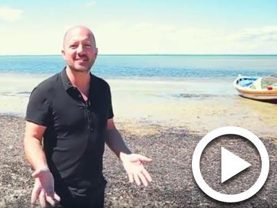 En vidéo : MATZA KERKENNAH : La mer un espace commun