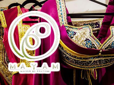 Découvrez Mayam Maison de Couture