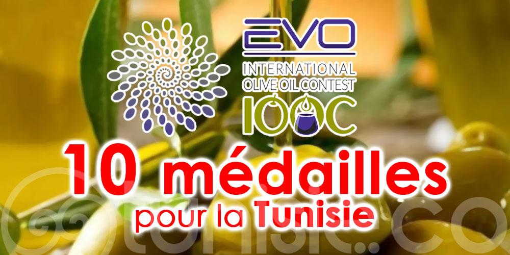 Italy International Olive Oil Contest : 10 médailles pour l'huile d'olive tunisienne