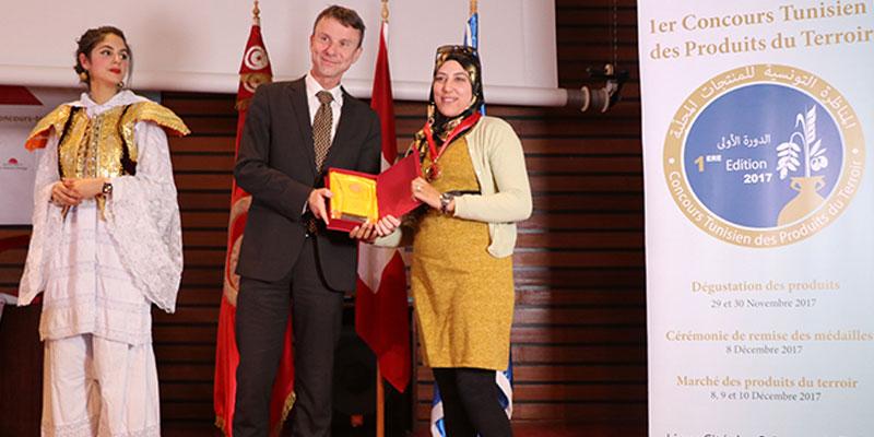 En vidéo : Les produits médaillés et 4 prix d'excellence pour le 1er Concours Tunisien des Produits du Terroir