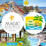 Vivez la Magie de l'été… Avec les hôtels Magic Hotels & Resorts
