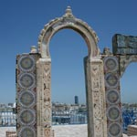 Visite de palais de la Médina de Tunis avec Abdessattar Amamou