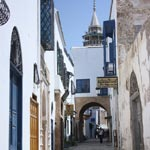 Voyage à travers les 'Portes ouvertes à la Médina de Tunis' les 31 juillet et 14 août 2012