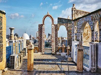 Il fait beau, voici trois endroits incontournables à la médina de Tunis