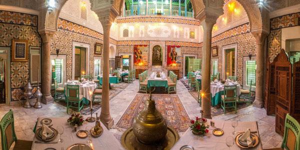 Decoration Restaurant Tunis : En photos les endroits secrets de la médina tunis