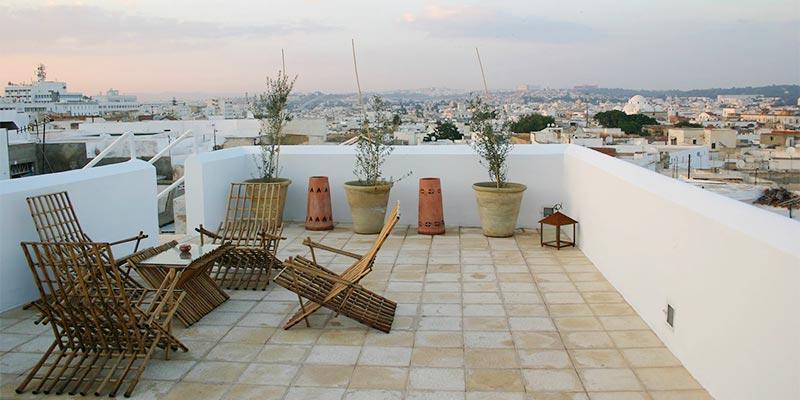 En photos : Découvrez ces terrasses cachées de la Médina de Tunis