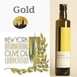 A New York, médaille d'or pour MEDOLEA comme une des meilleures huiles d'olive extra vierges dans le monde