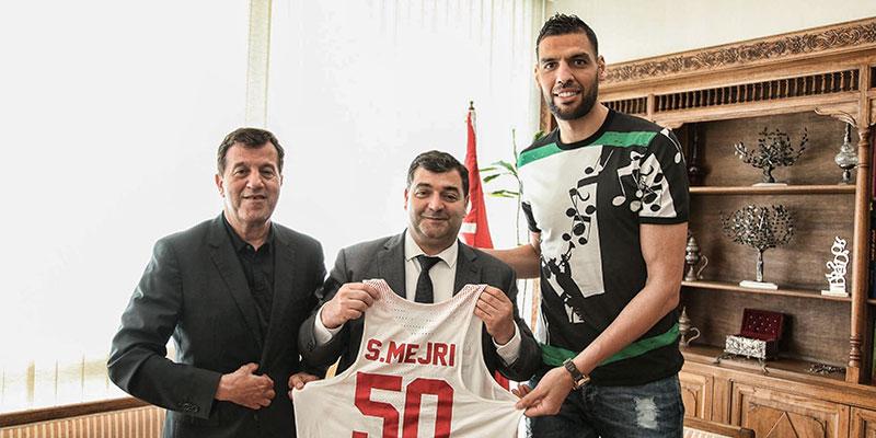 Mais que fait Salah el Mejri avec René Trabelsi ?