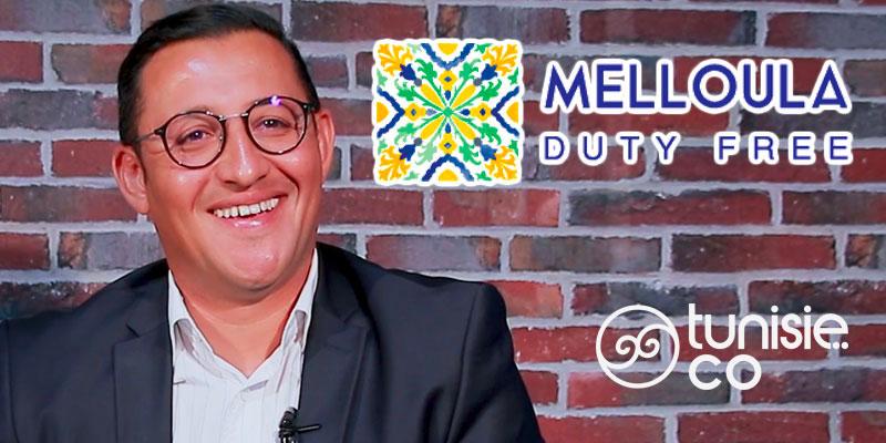 Laroussi Sfar présente Melloula Duty Free le premier Border Shop en Afrique du Nord