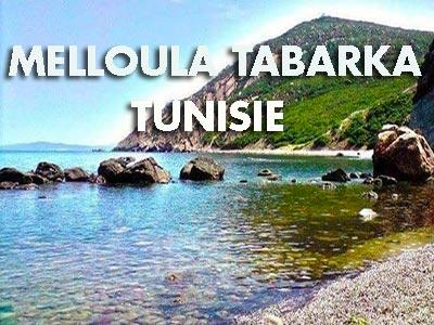 Melloula à Tabarka : Une virée pittoresque et une mer sublime