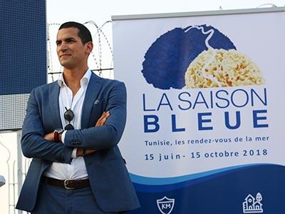 Vivez au rythme de La Saison Bleue avec Oussama Mellouli