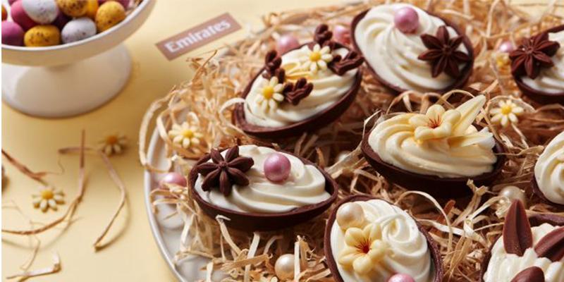 Emirates fête Pâques et offre un menu spécial !