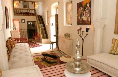 Menzel el khir maison d 39 h tes djerba for Salon de maison en tunisie