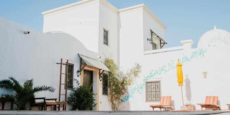 Menzel Nana Saloua, une virée de rêve à Djerba