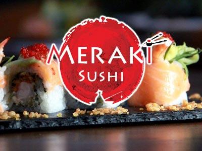 Meraki Sushi un nouveau restaurant Japonais à Aïn Zaghouan